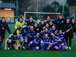 riozzese como esultanza calcio femminile successo su pomigliano