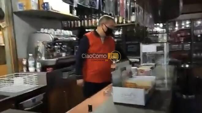 secondo lockdown a como e provincia caffè asporto commercianti rabbiosi tafuni