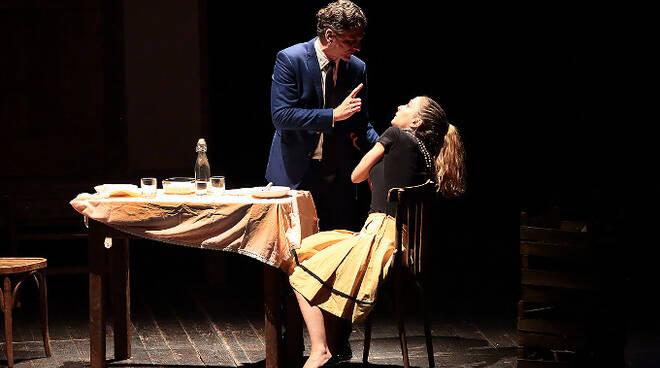 violenza donne teatro barbablù antigoni