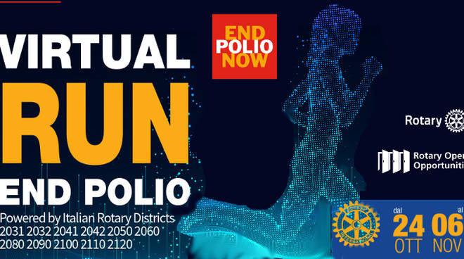 virtual end polio run