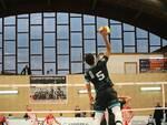volley maschile A2, libertas in campo a Lagonegro coach battocchio e gioctori