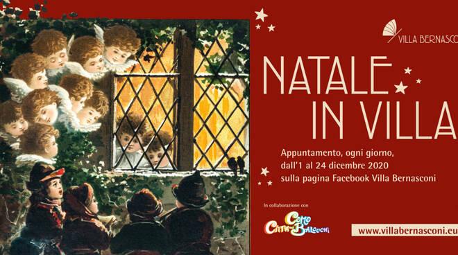 Cernobbio Natale online edition a Villa Bernasconi