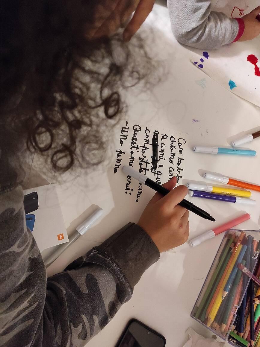 Fondazione Somaschi wish list dei bambini per Natale