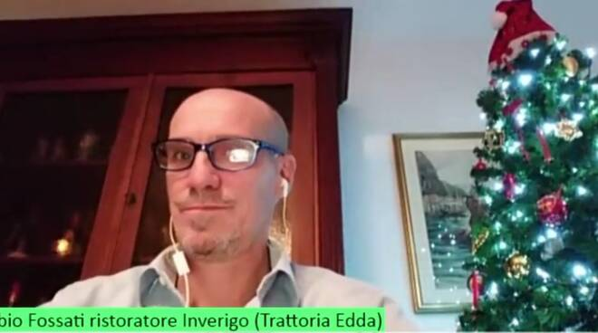 Dramma ristoratori Fabio Fossati