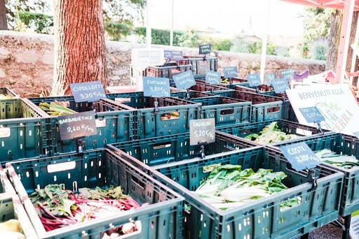 Natale sostenibile mercato produttori rebbio