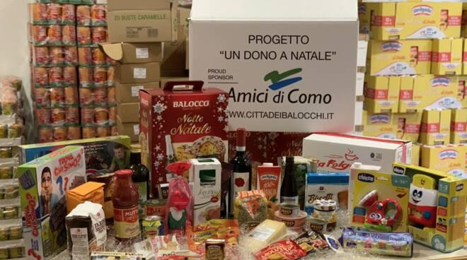 Un dono a Natale - Amici di Como