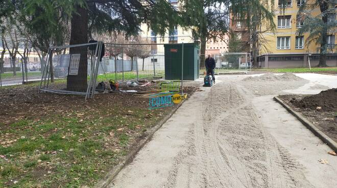 giardini via anzani como nuovi bagni pubblici automatici
