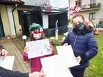 Il laboratorio di Babbo Natale a Concagno