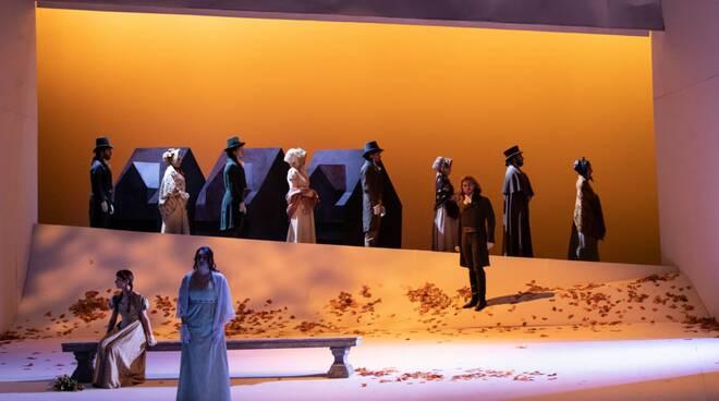 Werther su Opera Vision, ph di Alessia Santambrogio