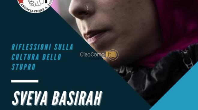 Riflessioni sulla cultura dello stupro con Sveva Basirah Balzini