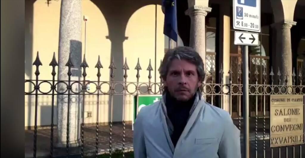 Giuseppe Molteni bando Cantù