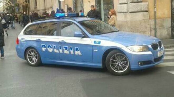 polizia di stato generica ristorante