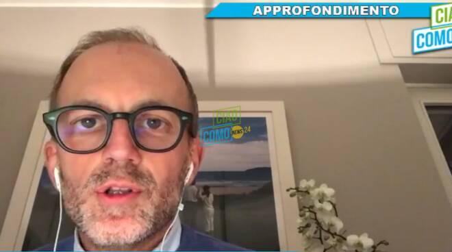 giancarco beccalli presidente cà d'industria como diretta web da noi
