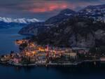 Lake Como Christmas Light