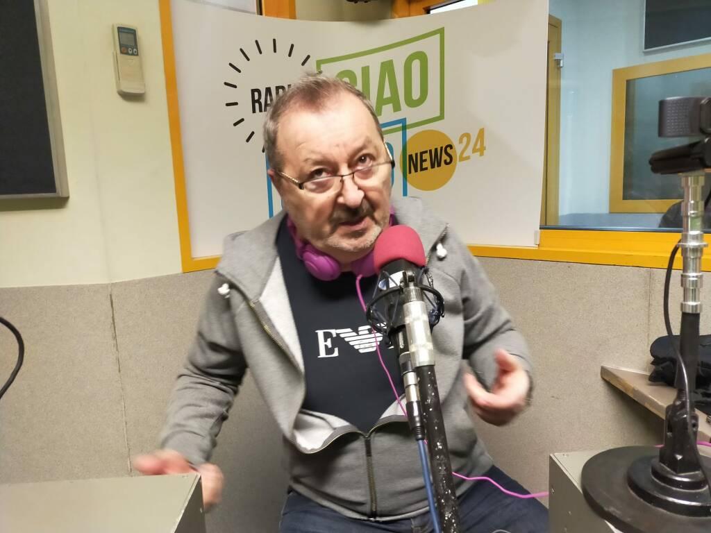 Marcello Castiglioni ritorno in radio