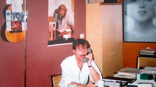 marcello radio studio vivo