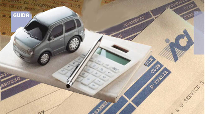 pagamento bollo auto
