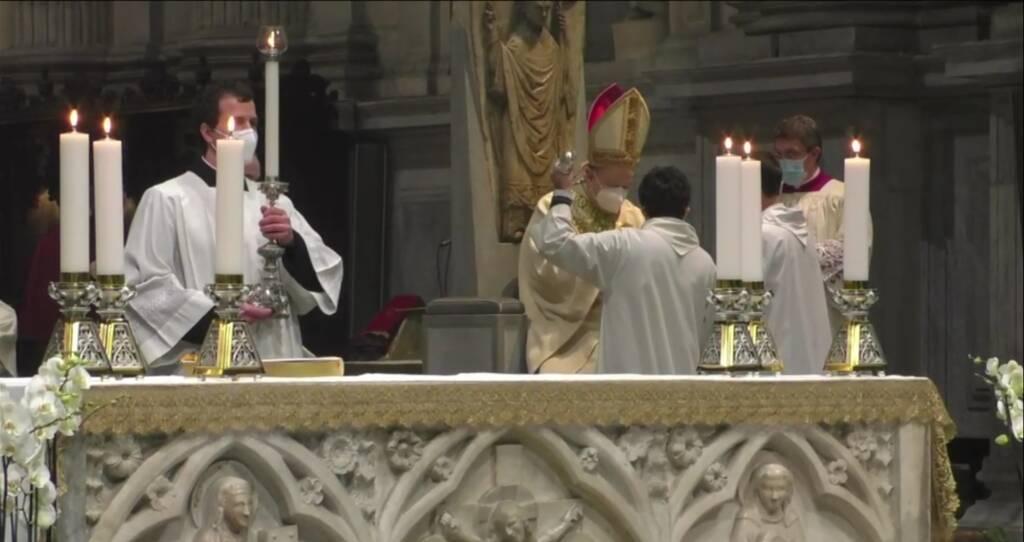 Solenne Pontificale Epifania Vescovo Cantoni