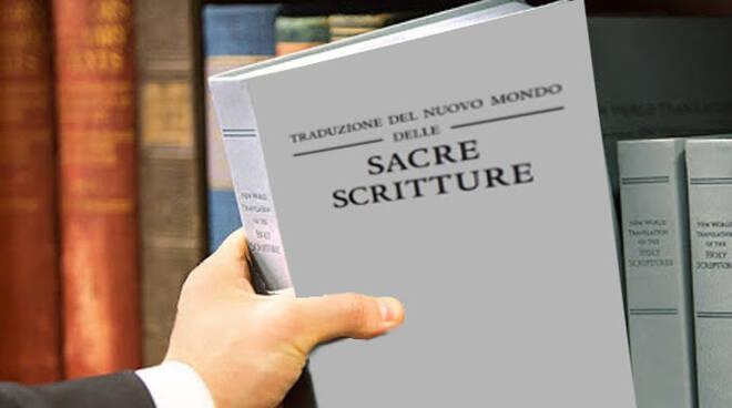 testimoni di geova bibbia