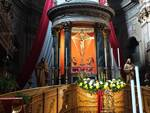 basilica crocifisso interno, indicazioni per messe e quaresima padre enrico