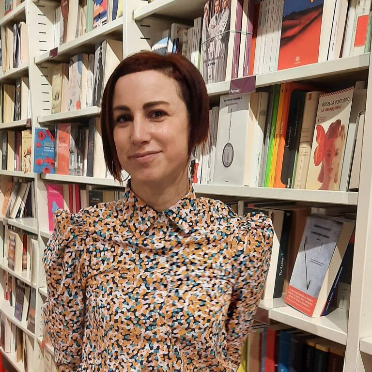 Rosa Sciocchin' Chiara Piscitelli
