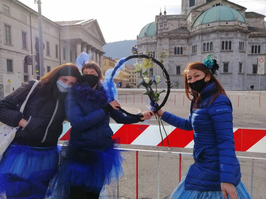 Rosa Sciocchin' blue valentine