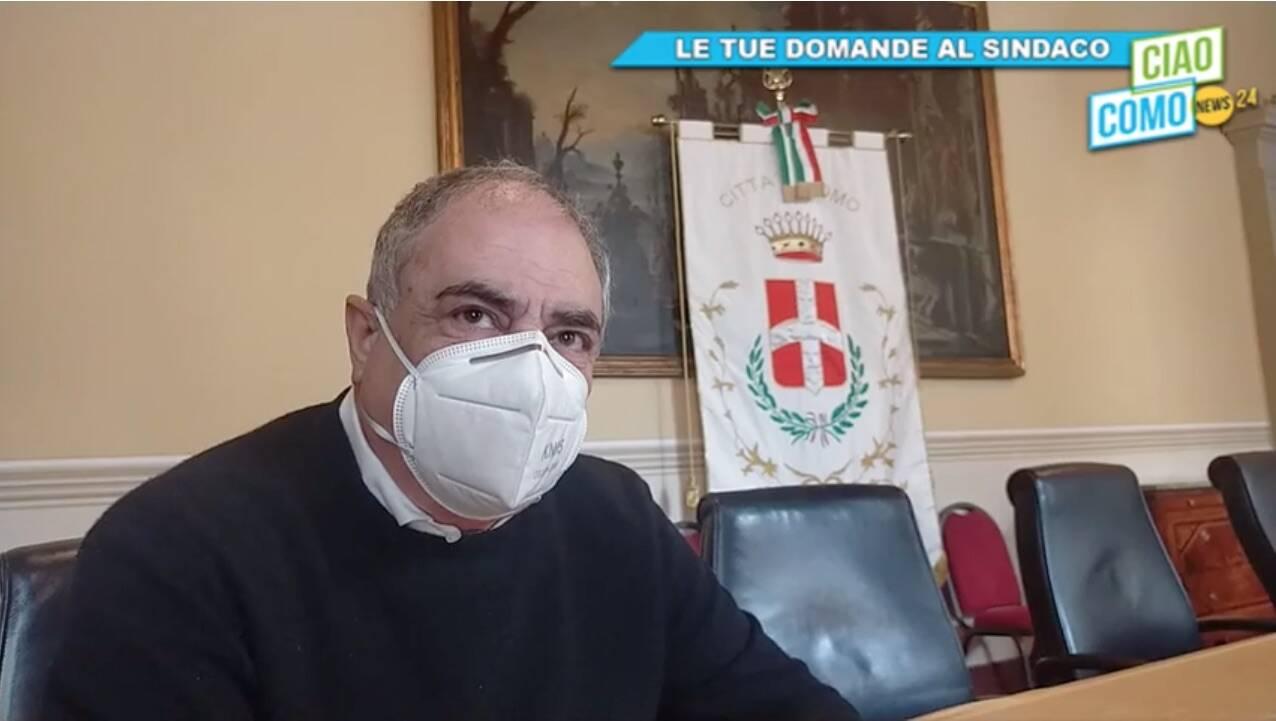 Sindaco Mario Landriscina appuntamento della domenica