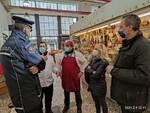 incontro mercato coperto como polizia locale assessore e casartelli