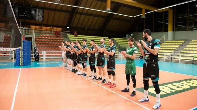 libertas cantù volley maschile contro conad reggio emilia