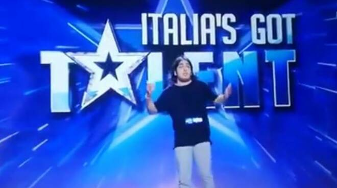 max angioni italia's got talent