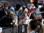 piero bucchi coach pallacanestro cantù e gara di venezia
