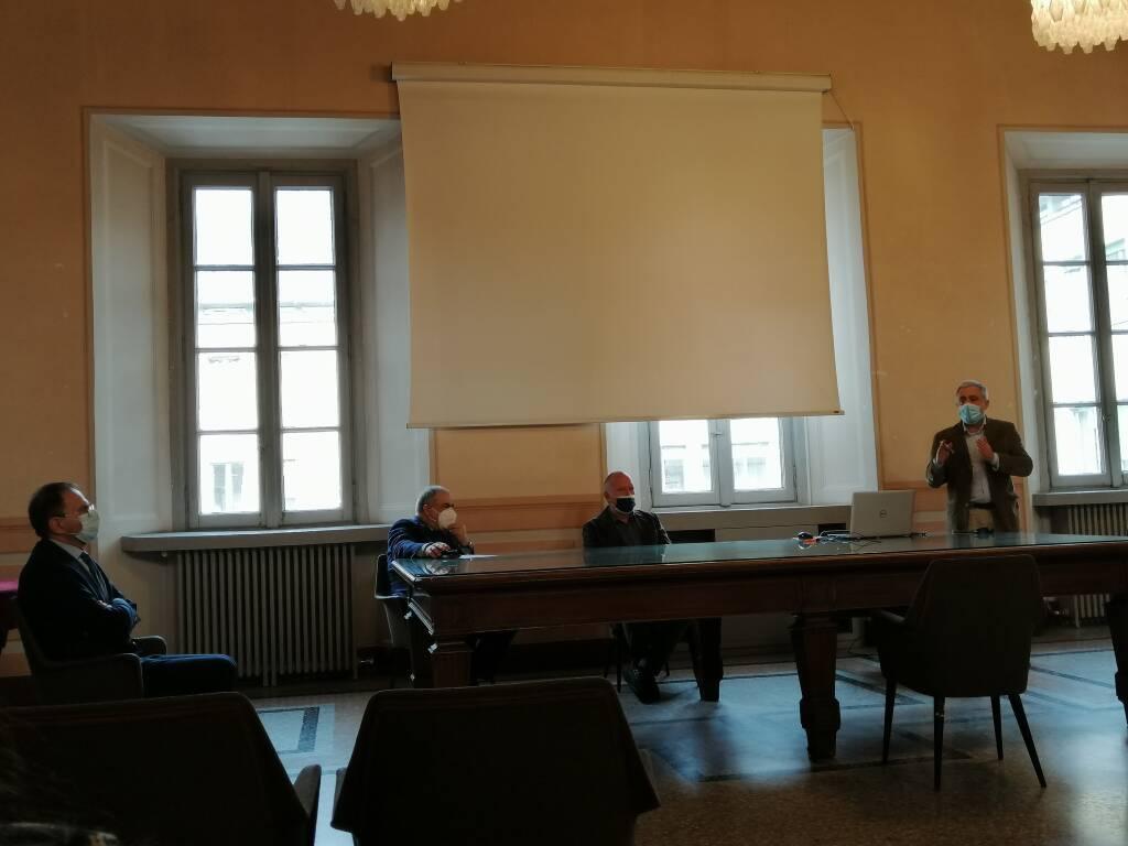 presentazione candidati tavolo coprogettazione Politeama