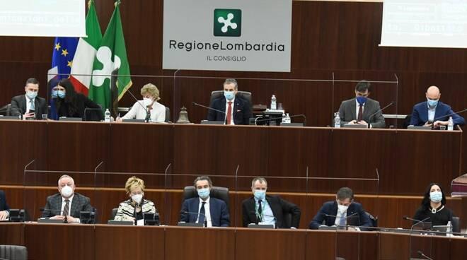 presidente fermi aula regione consiglio regionale e tabellone voto