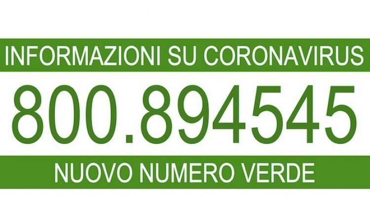 regione lombardia numero verde per vaccino