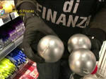 sequestro vetiti e maschere carnevale non sicuri guardia di finanza