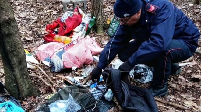 spaccio droga carabinieri boschi di merone e monguzzo