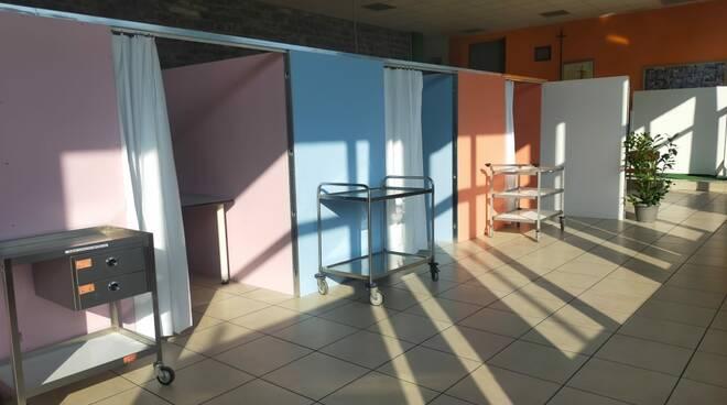 centro vaccini centro valle Intelvi