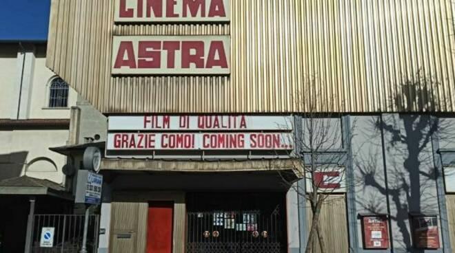 cinema astra salviamo