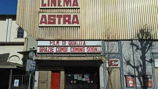 cinema astra salviamo questionario