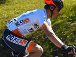 francesco carollo under 23 ciclismo di Faggeto Lario
