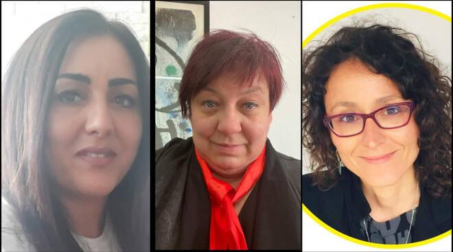 Rosa Sciocchin'- Patrizia, Lorena, Elisa