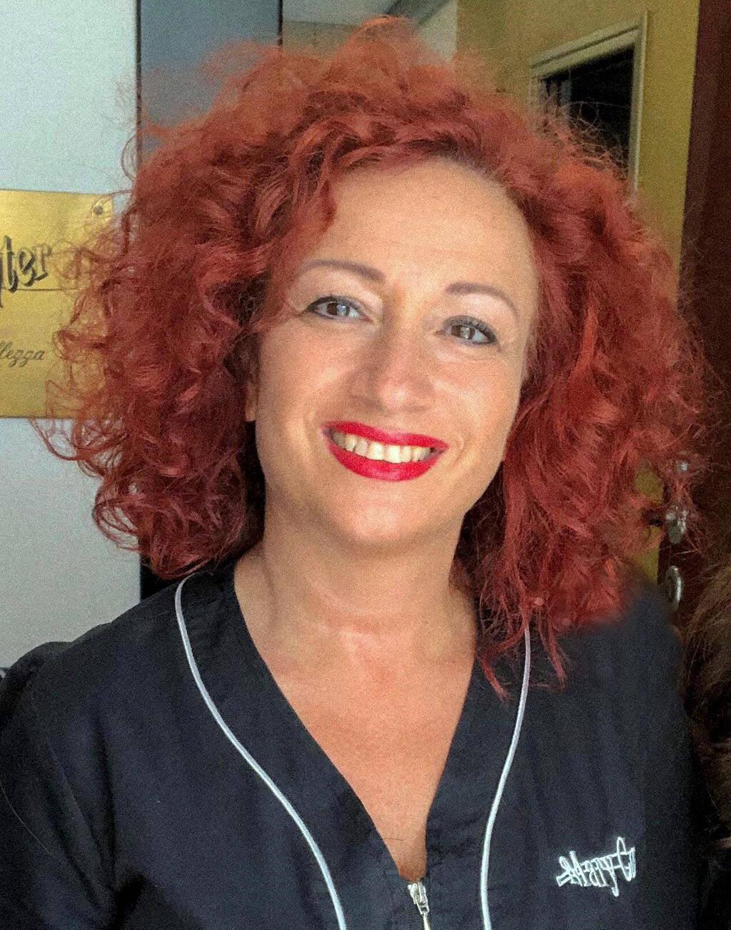 Mariangela Rubino settore Benessere