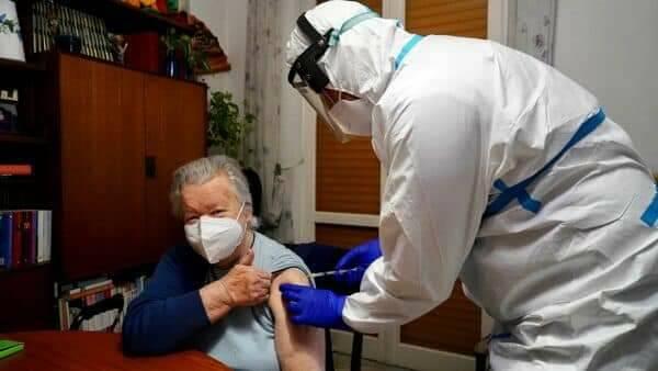Vaccinazioni a domicilio