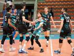 libertas cabntù e coach battocchio campionato volley maschile a2
