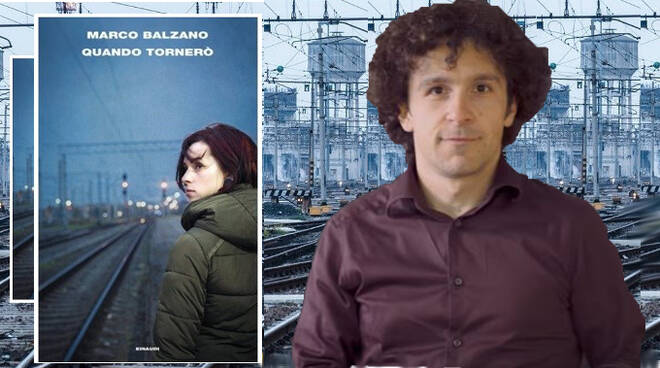 Marco Balzano libreria di via volta