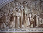 miracolo del crocifisso di como 500 anni fa catene spezzate al passaggio della croce
