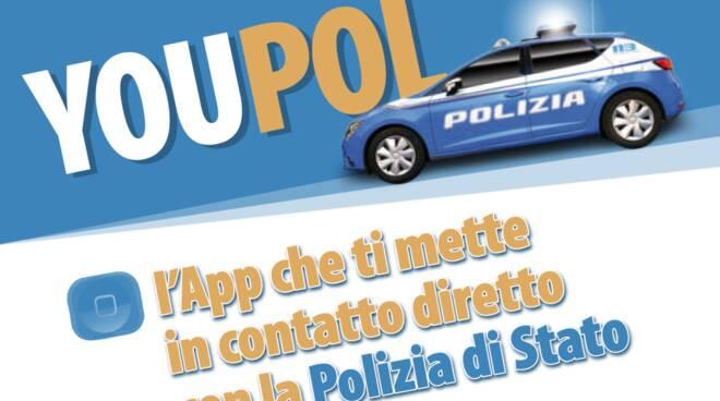 polizia app youpol per segnalazioni