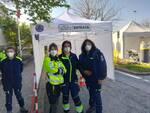 Prima giornata di vaccini a Larifiere di Erba per gli Over 80