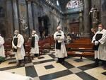 Terzo venerdì di quaresima via crucis Don Chistolini basilica del crocifisso