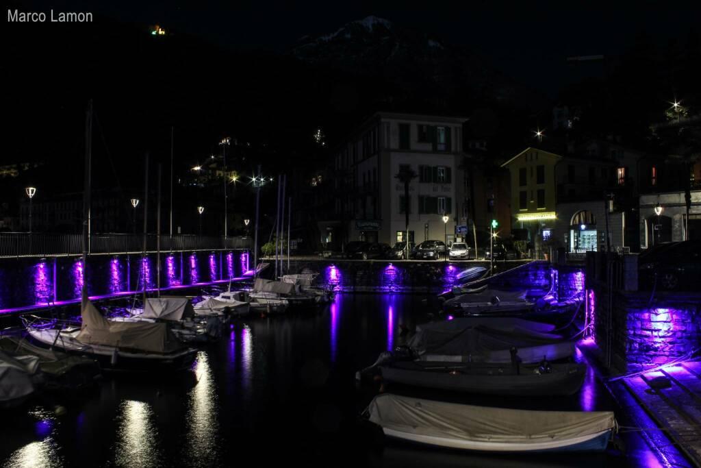 Un lago di luce - Da Menaggio a Domaso